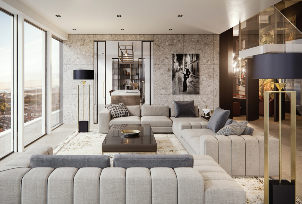 Luxury Real Estate Staging